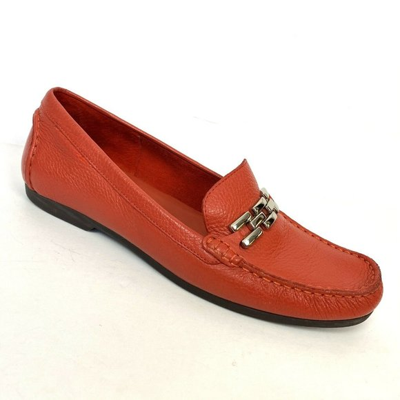 Talbots Shoes | Loafers 8aa Pinkred